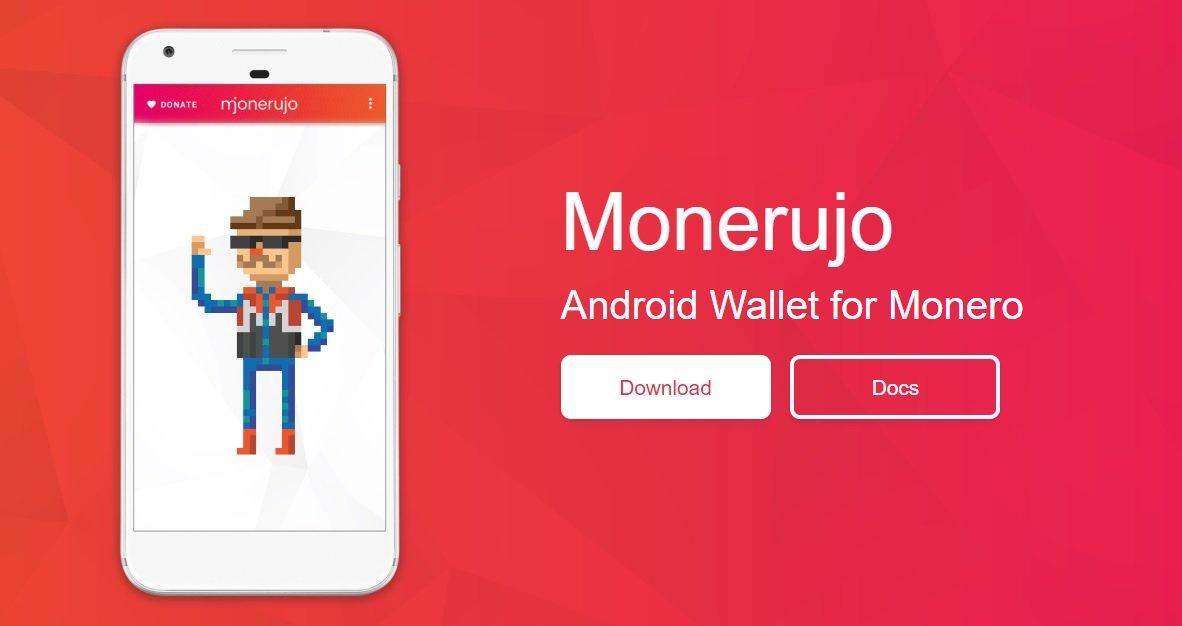 Monero Mobile Wallet, Monerujo
