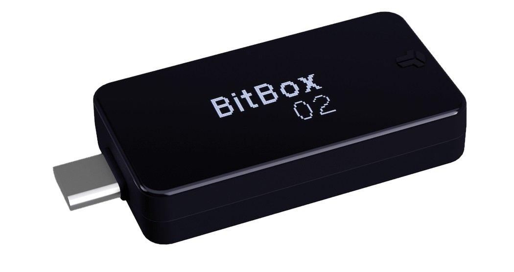 BixBox 02 Hardware Wallet
