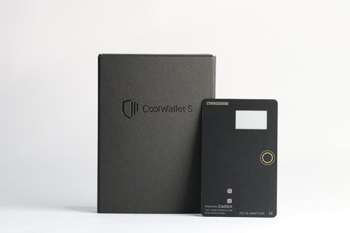 CollWallet S Hardware Wallet