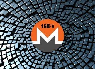 Monero Network raggiunge 1 GH/s