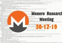 Monero Research Meeting 30-12-19