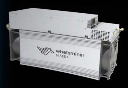 MicroBT WhatsMiner M31S+